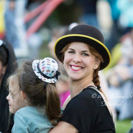 Kristína Tormová – patrónka festivalu